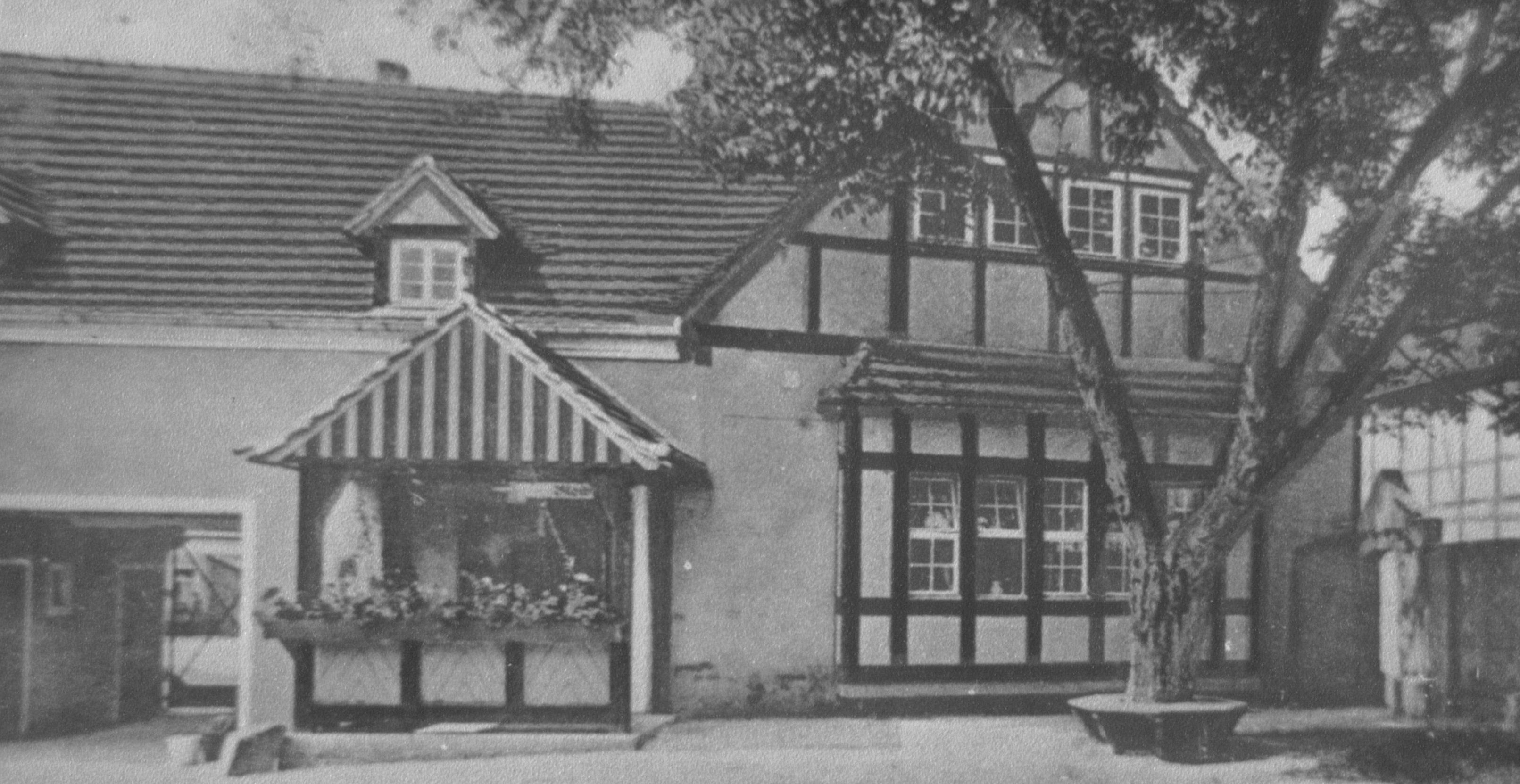 Annaburger Jugendherberge 1930